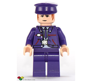 LEGO Stan Shunpike - Knight Bus Conductor Minifigure