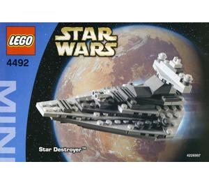LEGO Star Destroyer Set 4492