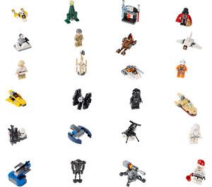 LEGO Star Wars Advent Calendar Set 75056-1