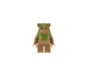 LEGO Star Wars Advent Calendar Set 75097-1 Subset Day 8 - Ewok