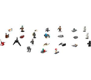 LEGO Star Wars Advent Calendar Set 75184-1