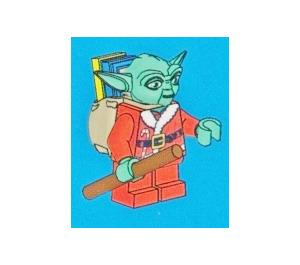 LEGO Star Wars Advent Calendar Set 7958-1 Subset Day 24 - Santa Yoda