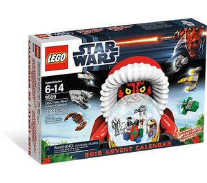 LEGO Star Wars Advent Calendar Set 9509-1