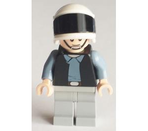LEGO Star Wars Advent Calendar Set 9509 Subset Day 18 - Rebel Scout Trooper