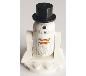 LEGO Star Wars Advent Calendar Set 9509 Subset Day 23 - Snowman R2-D2