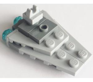LEGO Star Wars Advent Calendar Set 9509 Subset Day 4 - Star Destroyer