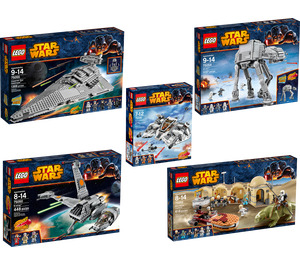 LEGO Star Wars Classic Collection Set 5004243