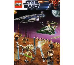 LEGO Star Wars Postcard