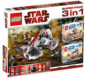 LEGO Star Wars Super Pack 3 in 1 Set 66341