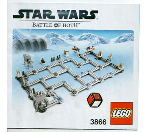 LEGO Star Wars: The Battle of Hoth Set 3866 Instructions
