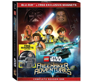 LEGO Star Wars: The Freemaker Adventures - Complete Season One (DVD/Blu-ray) (SWDVD)