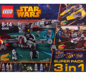 LEGO Star Wars Value Pack Set 66495