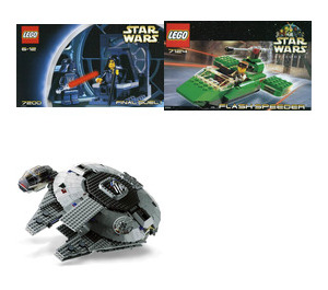 LEGO Star Wars Value Pack with Backpack Set