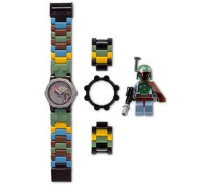 LEGO Star Wars with Boba Fett Minifigure Watch  (5000143)
