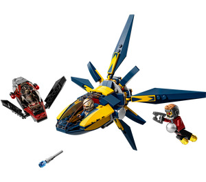 LEGO Starblaster Showdown  Set 76019