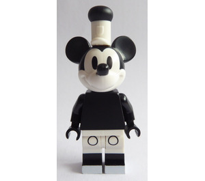 LEGO Steamboat Mickey Mouse Minifigure