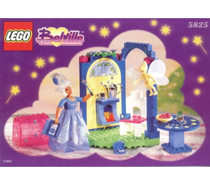 LEGO Stella and the Fairy Set 5825
