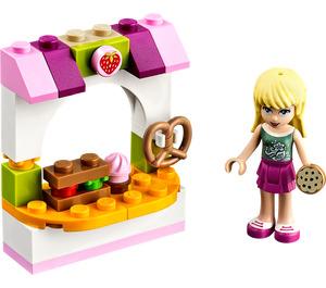 LEGO Stephanie's Bakery Stand Set 30113