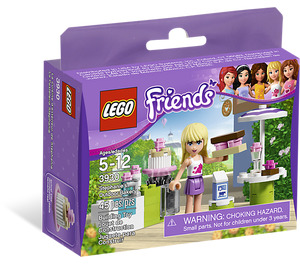 LEGO Stephanie's Outdoor Bakery Set 3930 Packaging