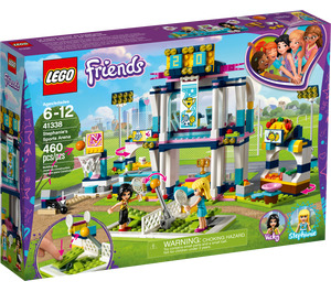 LEGO Stephanie's Sports Arena Set 41338 Packaging
