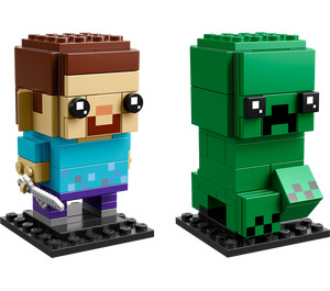 LEGO Steve & Creeper Set 41612
