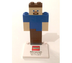 LEGO Steve Set MINECON