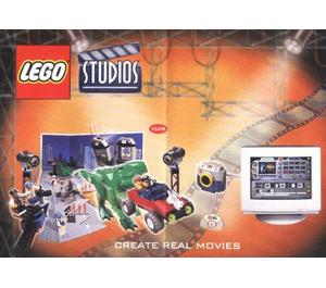 LEGO Steven Spielberg Moviemaker Set 1349