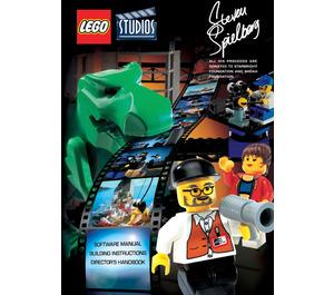 LEGO Steven Spielberg Moviemaker Set 1349 Instructions