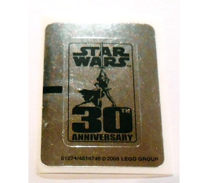 LEGO Sticker 10179 (Sheet 2) Star Wars 30th Anniversary (61274)