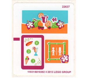 lego friends 41008 instructions