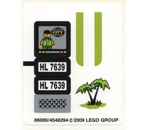 lego camper instructions 7639