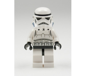 LEGO Stormtrooper (Detailed Armor, Printed Diriger, Dotted Mouth) Figurine
