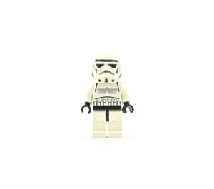 LEGO Stormtrooper Minifigure (Black Head)