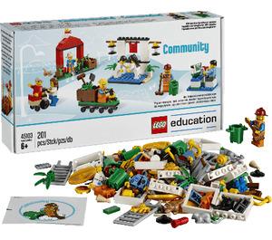 LEGO StoryStarter Community Expansion Set 45103