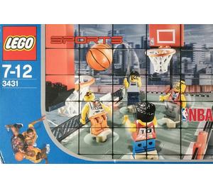 LEGO Street Ball 2 vs 2 Set 3431