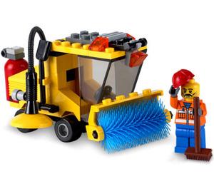 LEGO Street Sweeper Set 7242