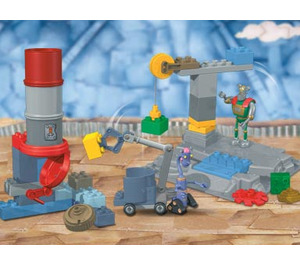 LEGO Stretchy's Junk Yard Set 7439