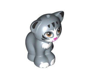 LEGO Striped Cat with Pink Nose (29121)