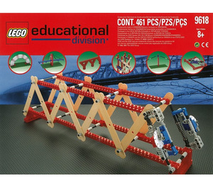 LEGO Structures Set 9618