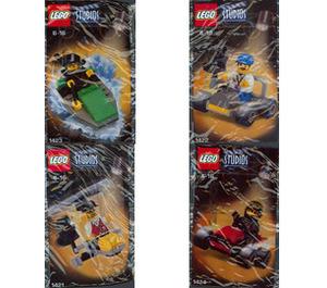 LEGO Studios Kabaya 4 Pack Set