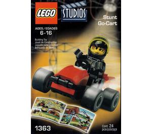 LEGO Stunt Go-Cart Set 1363