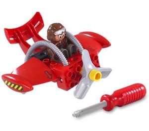 LEGO Stunt Plane Set 3586