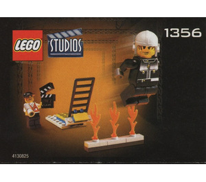 LEGO Stuntman Catapult Set 1356
