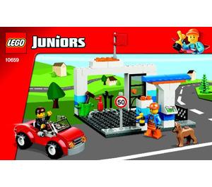 LEGO Suitcase Set 10659 Instructions