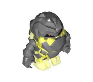LEGO Sulfurix Rock Monster Minifigure Assemb.
