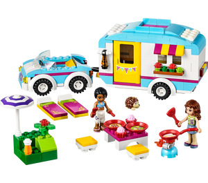 LEGO Summer Caravan Set 41034