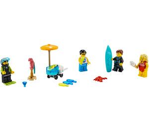 LEGO Summer Celebration Minifigure Pack Set 40344