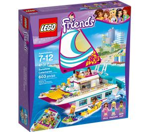 LEGO Sunshine Catamaran Set 41317 Packaging