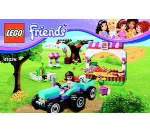 LEGO Sunshine Harvest Set 41026 Instructions