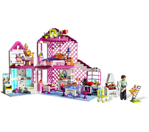 LEGO Sunshine Home Set 7586